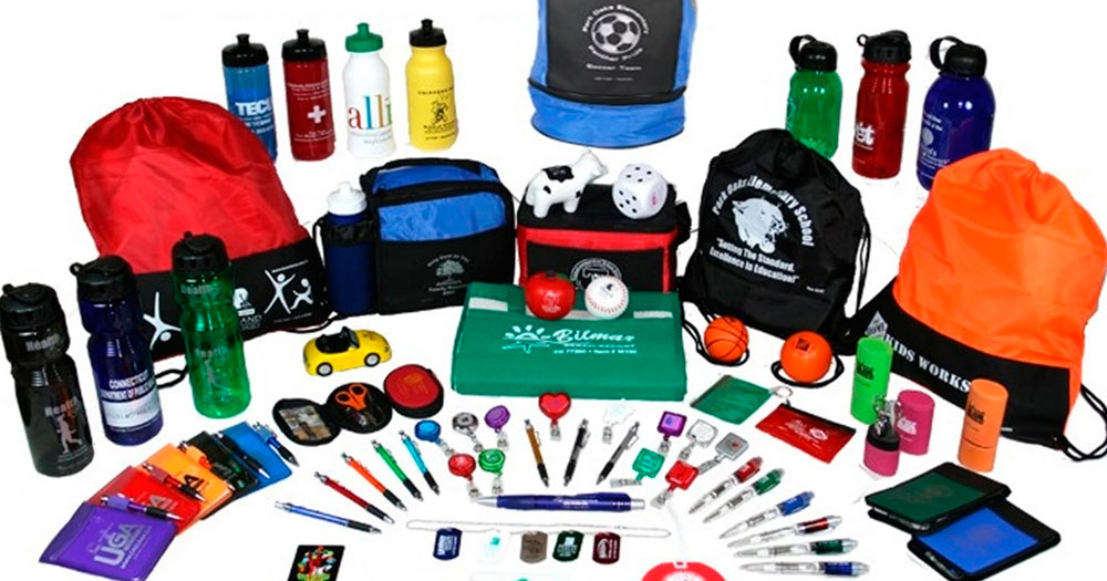 Paradox Consulting - promotional product options